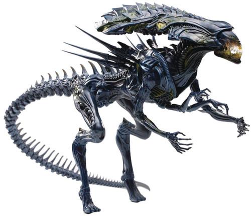 AVP Alien vs. Predator Alien Queen Exclusive Action Figure [Battle-Damaged] (Pre-Order ships January)