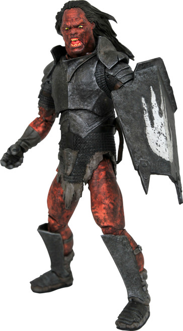 Lord of the Rings Series 4 Uruk-Hai Action Figure (Pre-Order ships October)