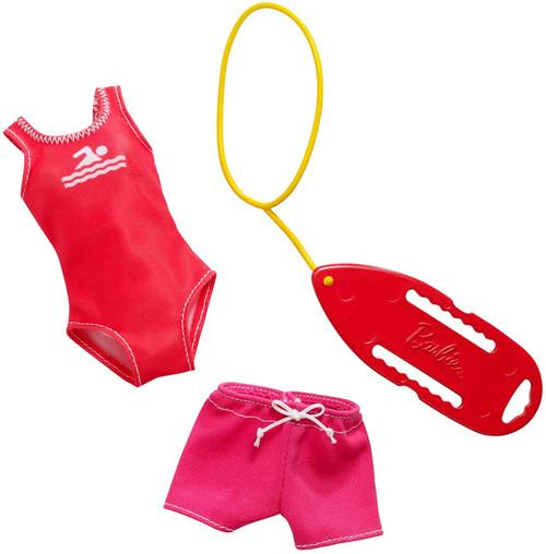 Barbie Fashions Lifeguard Outfit Fashion Pack