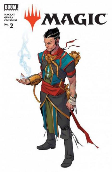 Boom Studios Magic (Boom! Studios) #2D Comic Book