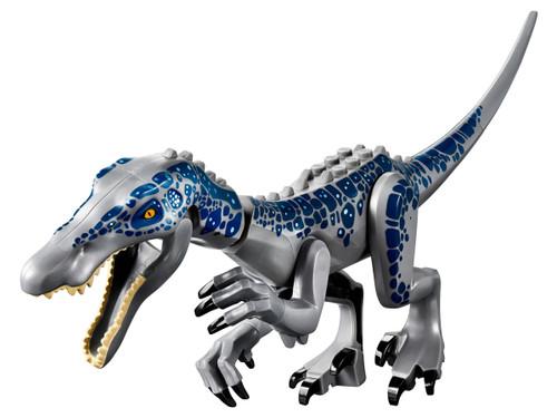LEGO Jurassic World Dark Gray Baryonyx [Loose]