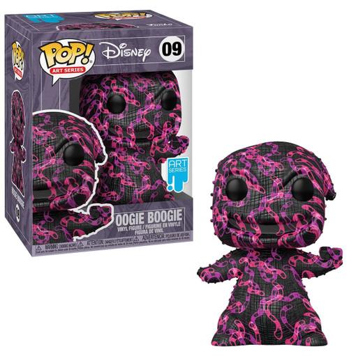 Funko Disney Nightmare Before Christmas Artist's Series Oogie Boogie Vinyl Figure with Case (Pre-Order ships October)