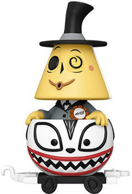 Funko Disney Nightmare Before Christmas POP! Train Mayor in Ghost Cart Vinyl Figure (Pre-Order ships October)