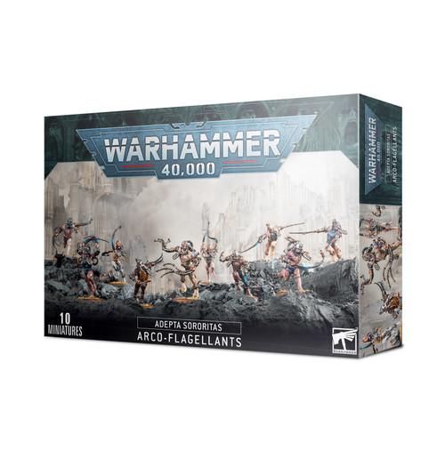 Warhammer 40,000 Adepta Sororitas Arco-Flagellants