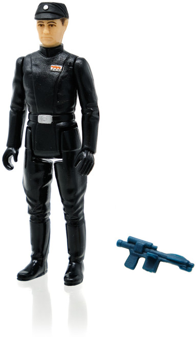 Star Wars The Empire Strikes Back Vintage 1980 Imperial Commander Action Figure [Loose]