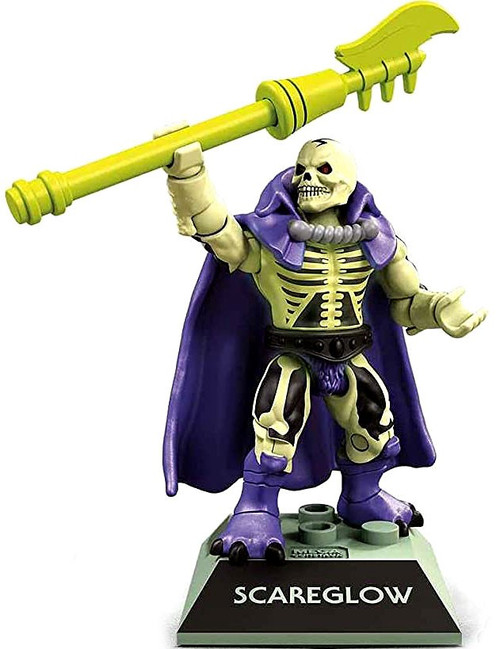 Mega Construx Masters of the Universe Heroes Scareglow Mini Figure (Pre-Order ships August)