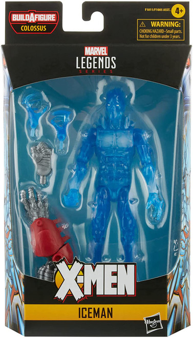 X-Men Marvel Legends Age of Apocalypse Colossus Series Iceman Action Figure (Pre-Order ships October)