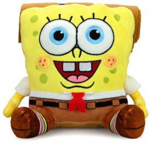 Nickelodeon Phunny SpongeBob Squarepants 7.5-Inch Plush [Kamp Koral] (Pre-Order ships December)