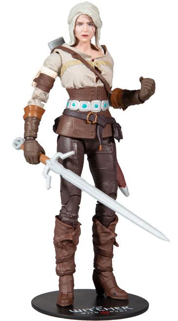 McFarlane Toys Witcher Series 2 Ciri Action Figure