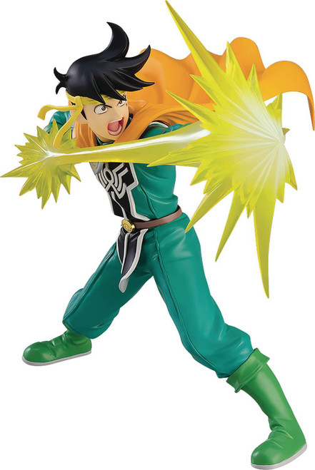 Dragon Quest: The Adventure of Dai Pop Up Parade Popp 8-Inch PVC Figure (Pre-Order ships December)