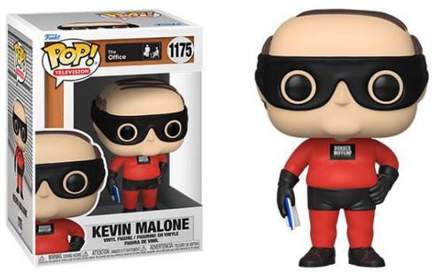Funko The Office POP! TV Kevin Vinyl Figure [as Dunder Mifflin Superhero] (Pre-Order ships October)