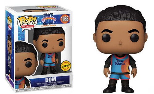 Funko Space Jam: A New Legacy Dom Vinyl Figure #1086 [Chase Version]