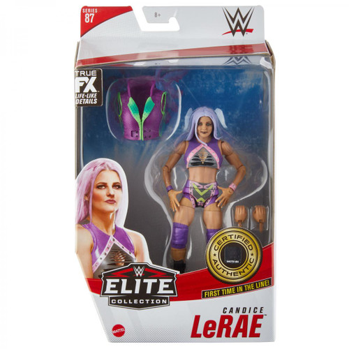 WWE Wrestling Elite Collection Series 87 Candice LeRae Action Figure