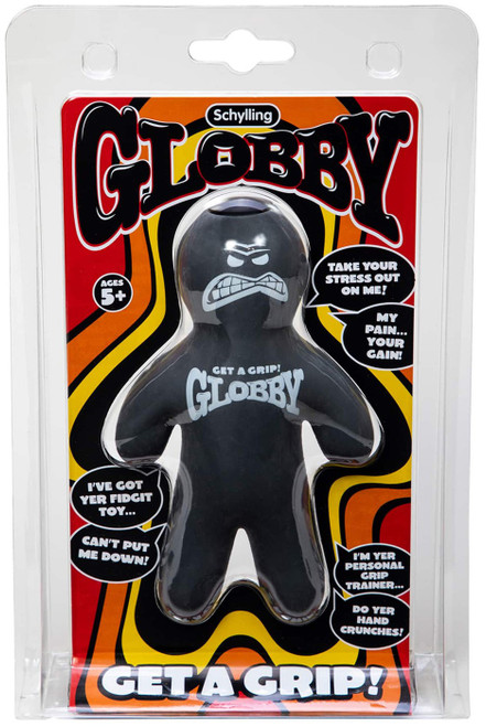 Globby Stress Relief Figure [Get a Grip!]