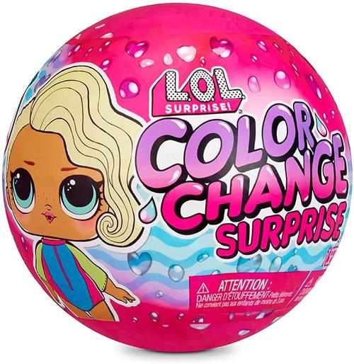 LOL Surprise Color Change Surprise! Big Sister Mystery Pack