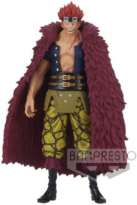 One Piece DFX The Grandline Men Wano Country Vol.16 Eustass Kid 6-Inch Collectible PVC Figure [Version 1] (Pre-Order ships January)