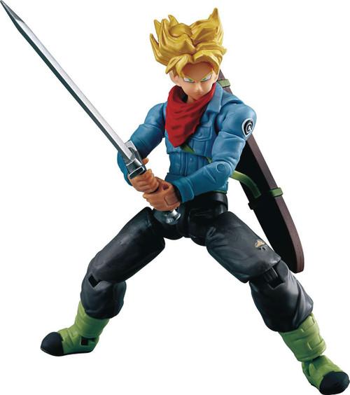 Dragon Ball Super Dragon Ball Evolve Super Saiyan Future Trunks Action Figure