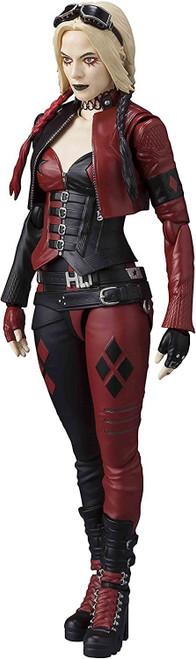 DC Suicide Squad 2021 S.H. Figuarts Harley Quinn Action Figure [Suicide Squad 2021] (Pre-Order ships September)
