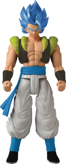 Dragon Ball Super Limit Breaker Series Super Siayan Blue Goku Action Figure