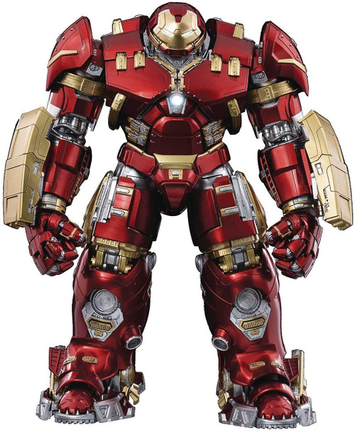 Marvel Avengers Age of Ultron DLX Iron Man Mark XLIV Hulkbuster Collectible Action Figure (Pre-Order ships May 2022)