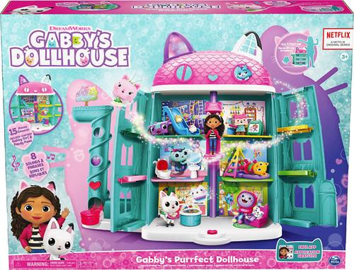 Gabby's Dollhouse Gabby's Purrfect Dollhouse Playset [Over 2 Feet Tall]