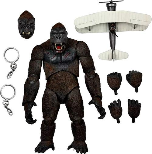 NECA King Kong Action Figure [Ultimate Version, Concrete Jungle]