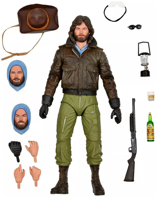 NECA The Thing MacReady Action Figure [Ultimate Version, Outpost 31]