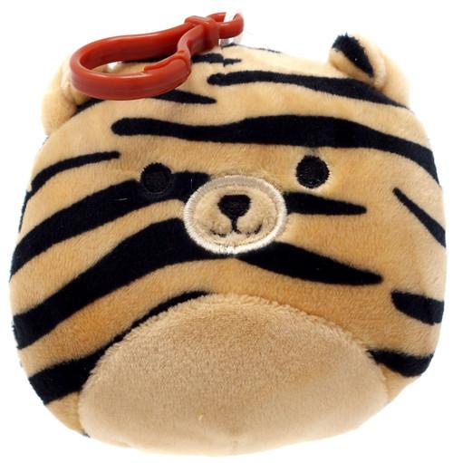 Squishmallows Tina the Tiger 4-Inch Plush Hanger