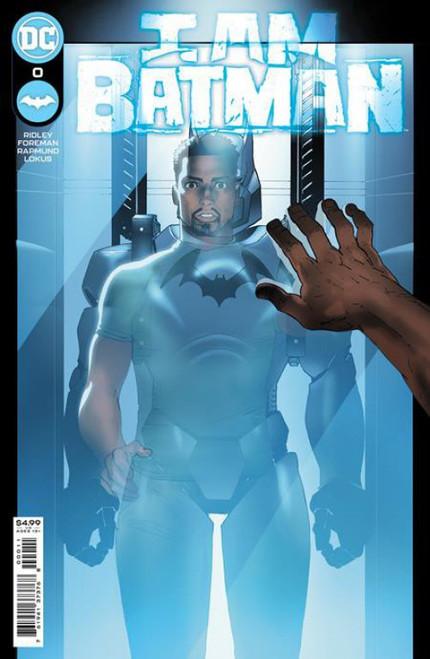 DC Comics I am Batman #1A Comic Book (Pre-Order ships August)