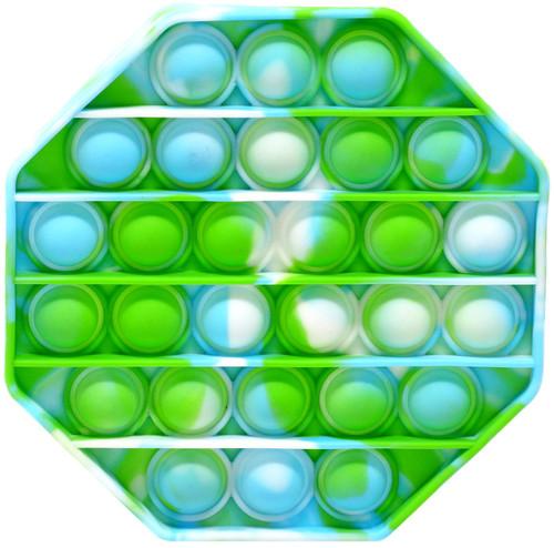 Bubble Poppers Octagon Fidget Toy