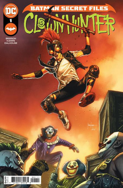 DC Comics Batman Secret Files: Clownhunter #1 Comic Book [One-Shot]