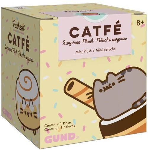 Pusheen Series 16 Catfe Mystery Pack [1 RANDOM Mini Plush Figure]