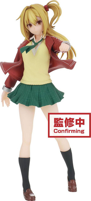 Battle In 5 Seconds After Meeting Master Stars Piece Yuri Amagake 8-Inch Collectible Figure (Pre-Order ships January)