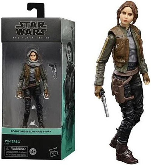 Star Wars Rogue One Black Series Jyn Erso Action Figure [A Star Wars Story] (Pre-Order ships November)