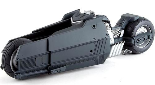 McFarlane Toys DC Multiverse Batcycle Action Figure Vehicle [White Knight]