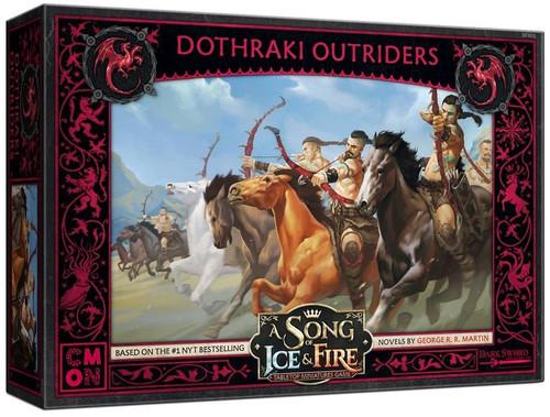 A Song of Ice & Fire Targaryen Dothraki Outriders