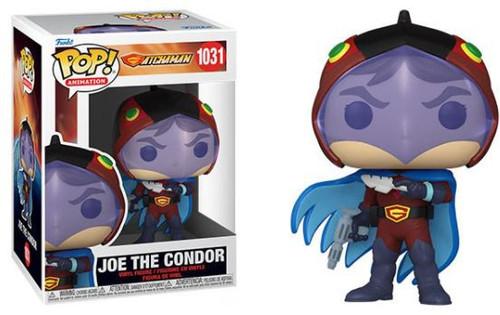 Funko Gatchaman Pop! Animation Joe the Condor Vinyl Figure #1031