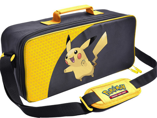 Ultra Pro Pokemon Trading Card Game Card Supplies Pikachu Deluxe Gaming Trove (Pre-Order ships October)