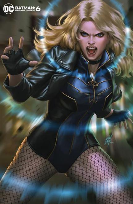 DC Comics Batman Urban Legends #6C Comic Book
