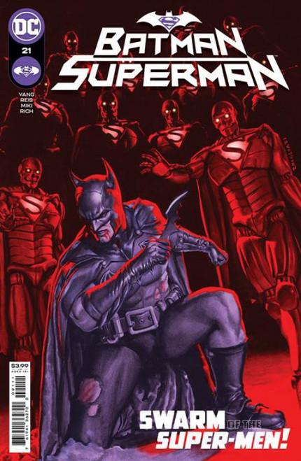 DC Comics Batman Superman #21A Comic Book