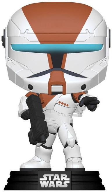 Funko POP! Star Wars Republic Commando Boss Exclusive Vinyl Figure [Glow-in-the-Dark ]