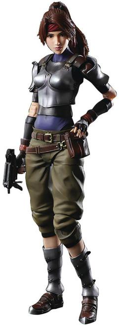 Play Arts Kai Final Fantasy VII Remake Jessie Action Figure (Pre-Order ships July 2022)
