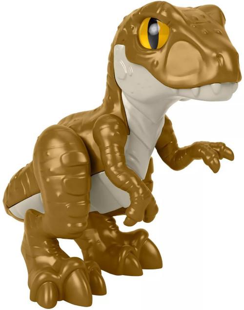 Fisher Price Jurassic World Imaginext Camp Cretaceous T-Rex Mini Figure