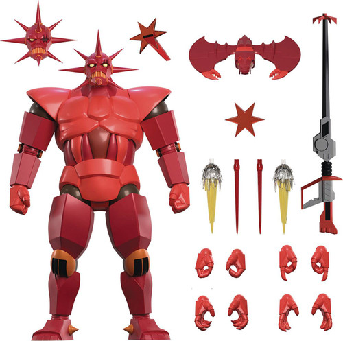 Silverhawks Ultimates Mon Star Action Figure [Armored] (Pre-Order ships June 2022)