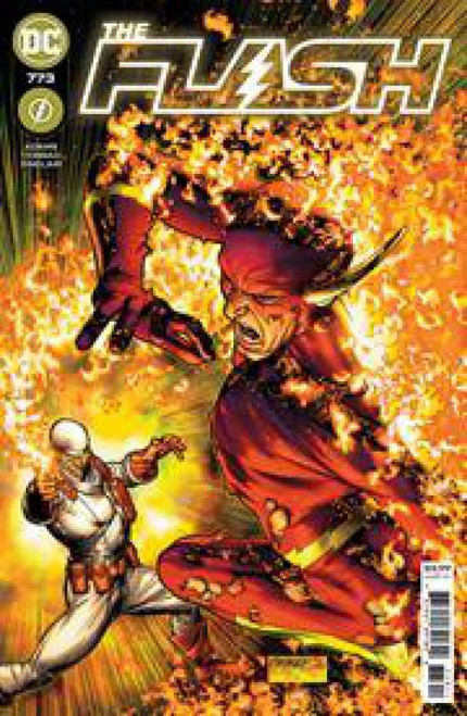 DC Comics Flash, (2021) #773A Comic Book (Pre-Order ships May)
