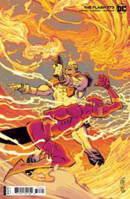 DC Comics Flash, (2021) #773B Comic Book [Jorge Corona Card Stock Variant]