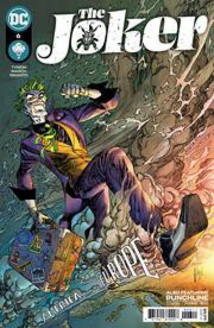 DC Comics Joker (2021) #6A Comic Book