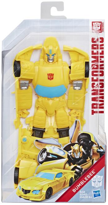 """Transformers Titan Changers Bumblebee 10.5"""" Action Figure [2021]"""