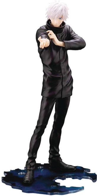 Jujutsu Kaisen ArtFX-J Satoru Gojo Collectible PVC Statue (Pre-Order ships February)