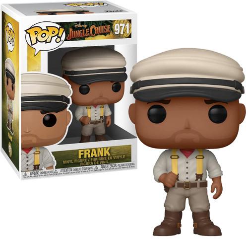Funko Jungle Cruise POP! Disney Frank Vinyl Figure #971